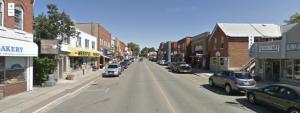 Queen Street West, Elmvale