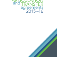 Georgian College Articulation and Transfer Agreement Booklet 2015-2016