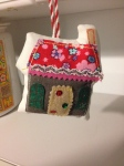 I'm in love with this homey ornament from Target