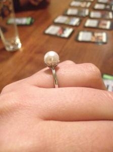 Ring. Check!