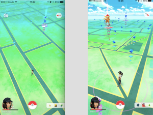 screen shots from the game